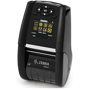 Zebra ZQ610 Mobiler Etikettendrucker